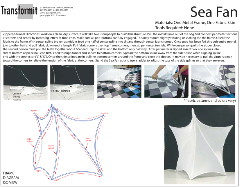 Sea Fan Directions 2011 840