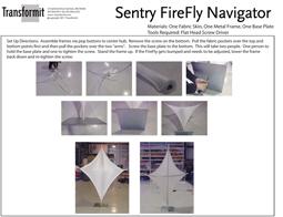 Sentry Navigator FireFly Directions 255