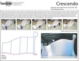 Crescendo 14 Directions (Bottom Zip) 255