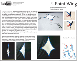 4 Point Wing Directions  255
