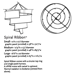 Spiral desc 255