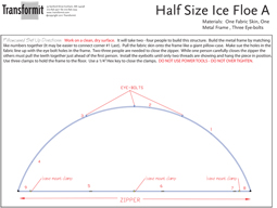 Half Size Ice Floe A Pillowcased Directions 2011 255