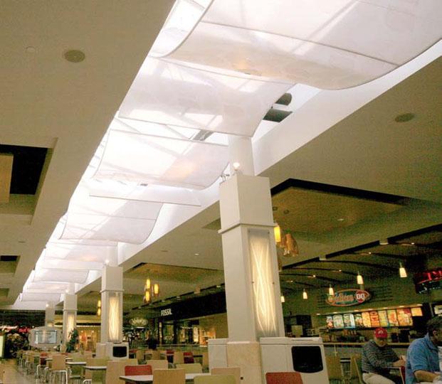 Client: Fashion Place Designer: Mulvanny G2 Architecture Ready-mades used: Lyrics