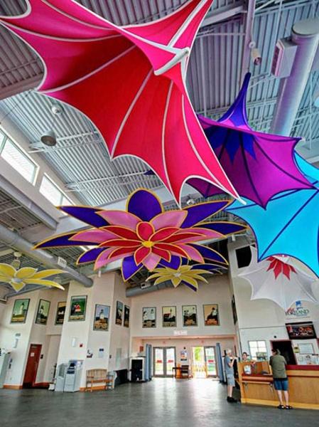 City of Portland Ocean Gateway Visitor's Center,