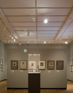 Bowdoin Art Museum Skylights 255
