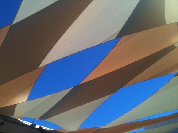 Client: Westfield Santa Anita Mall. Design: Charles Duvall