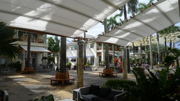 Client: DART Enterprises/ Olin Partnership/ MRY Architects. Design: Charles Duvall