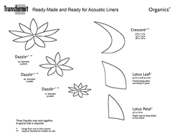 Organics acoustics 255