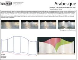 Arabesque Directions 255