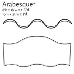 arabesq 255