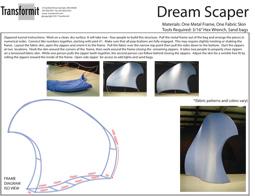 Dream Scaper directions 2011 255