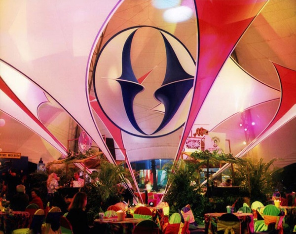 fabric structure, ready-made, events, The Special Event, Orlando, FL