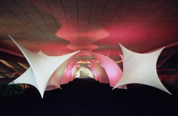 fabric structure, ready-made, events, Exhibitor Show, Las Vegas, NV.