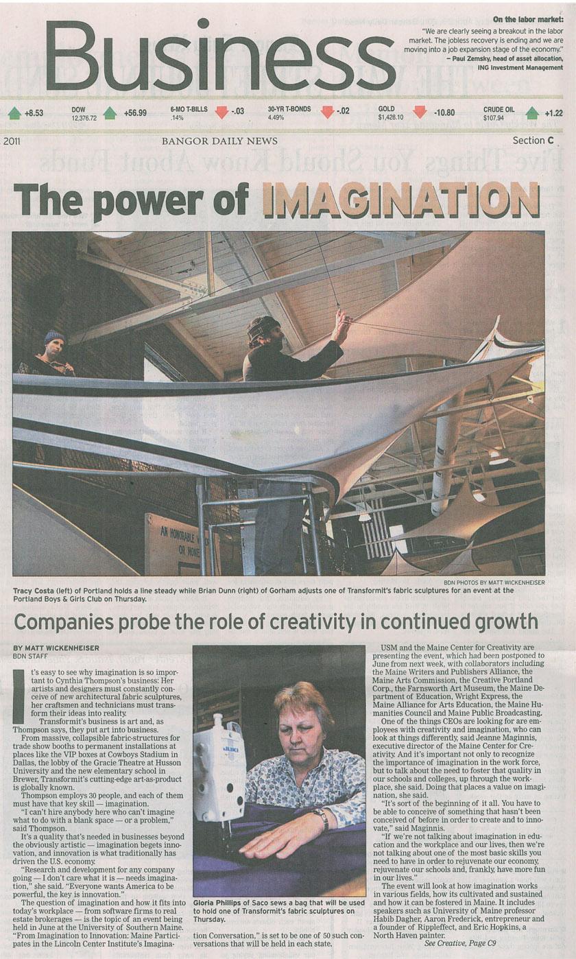 Bangor Daily News 04   02 03   11 1