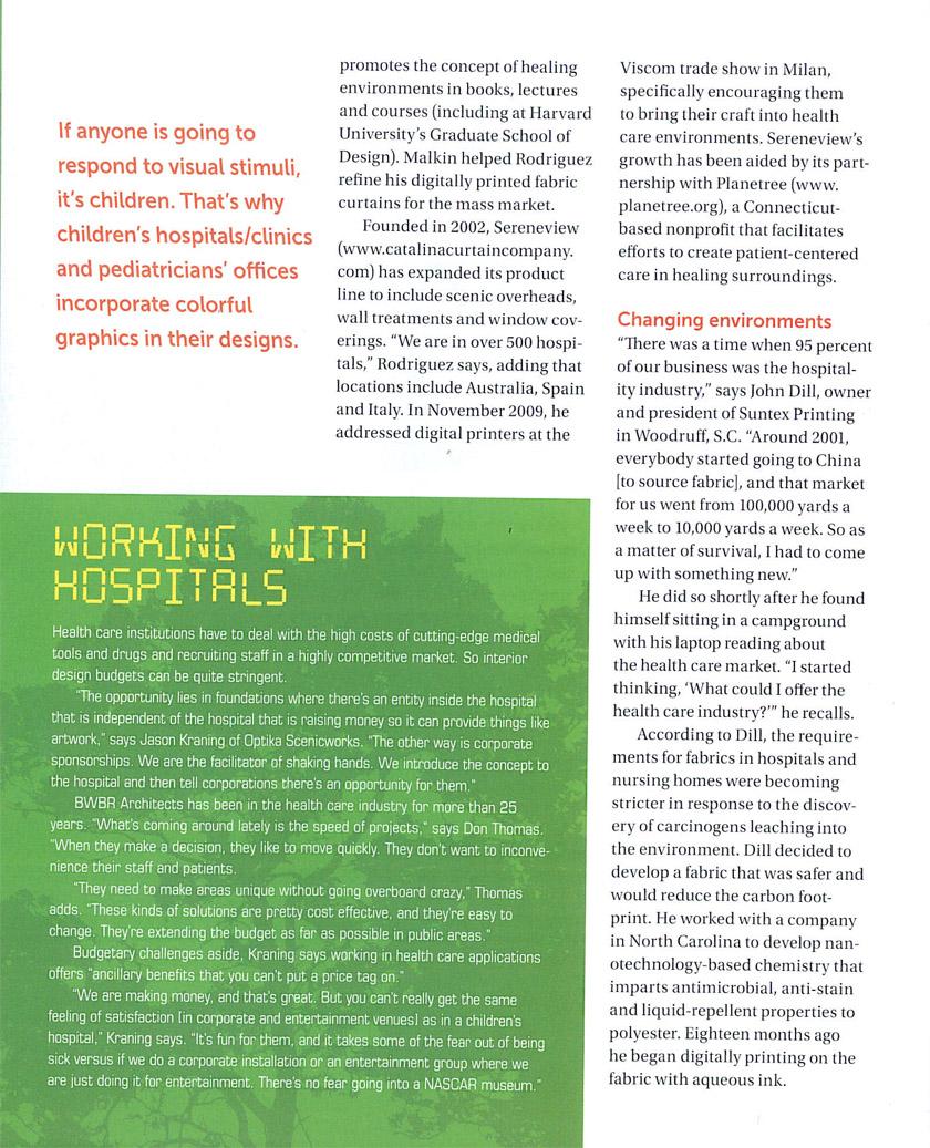 Fabric Graphics, Jan Feb 2011 pp18 25 4