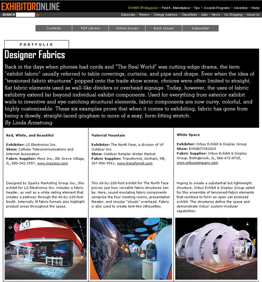 Exhibitor Online August2011