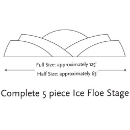 Ice FLoe set drsc