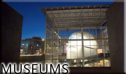 Museums BUTTON