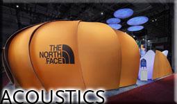 acoustics BUTTON