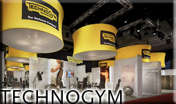 technogym button
