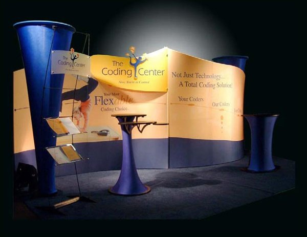 Fabric structure, Ready-made, Exhibit, Designed by: Inergi Exhibits using Fascination Rhythms