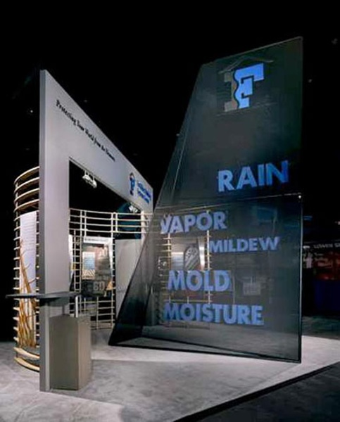 Fabric structure, Custom, Exhibit, Designed by: Sprick Creative