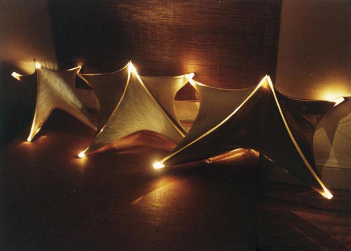 Fabric Structure, custom, art, Custom Art