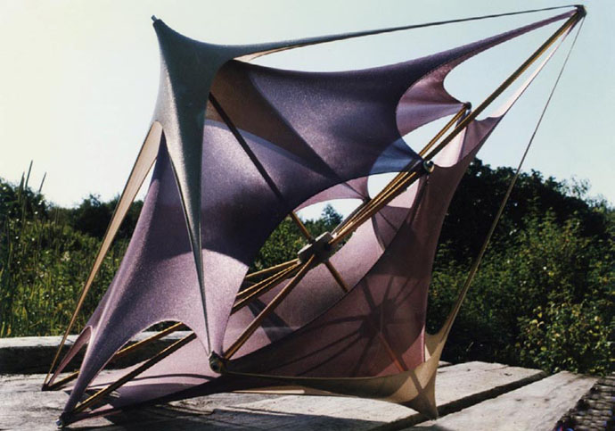 Fabric Structure, custom, art