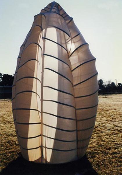Fabric Structure, custom, art, Arizona State Faculty Show