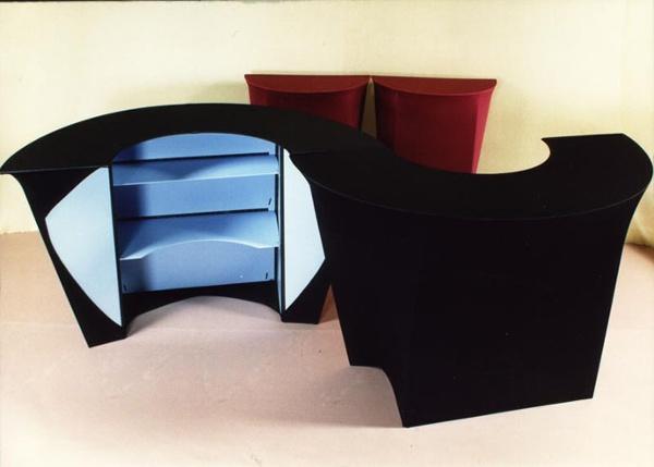 Fabric cover, custom, bar