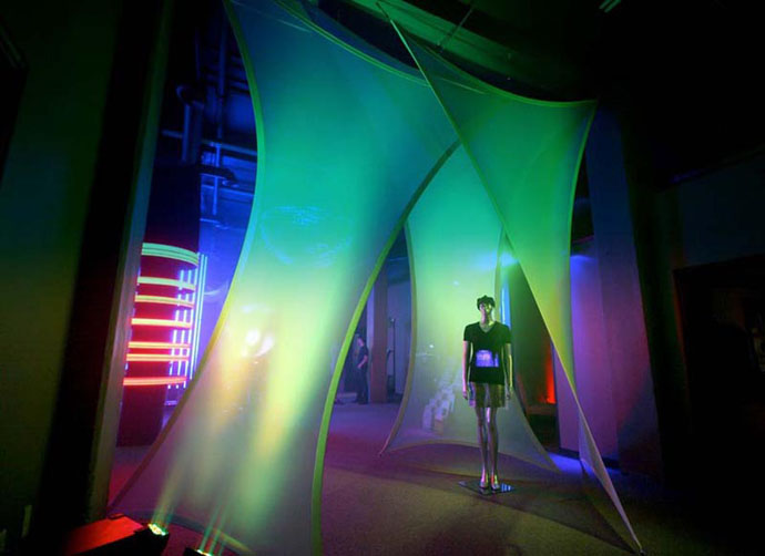 Fabric structures, ready-made, custom, wings