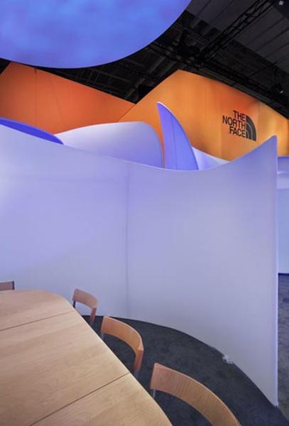 Fabric structures, ready-made, Big Hug, PolySoft.