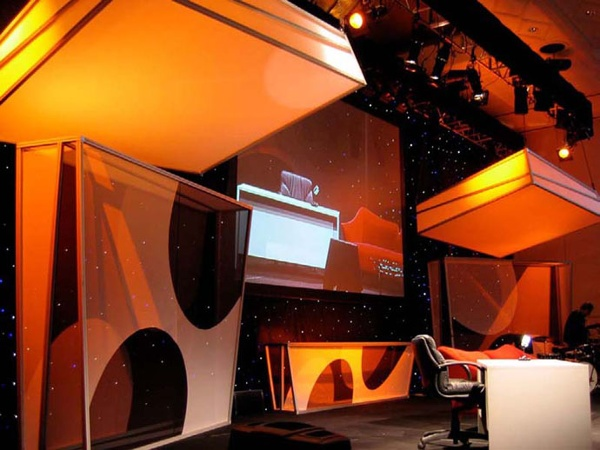 Fabric Structures, Ready-Made, Stages, Dynamics, Josef, Marcel, Client: Mars Production.