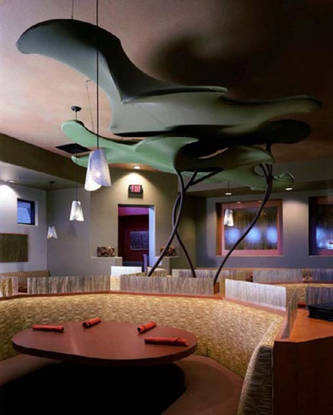 fabric structure, custom, architecture, hospitality, Ward & Howes Associates