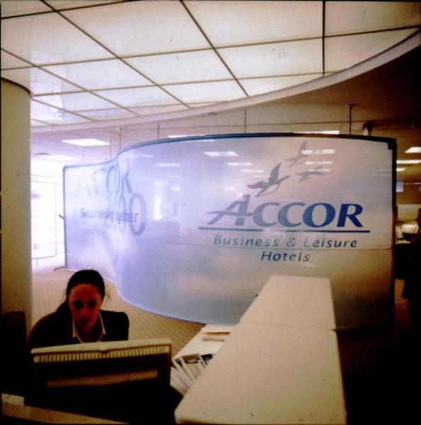 Fabric structures, custom, office, translucent wall panels, Client: BBGM