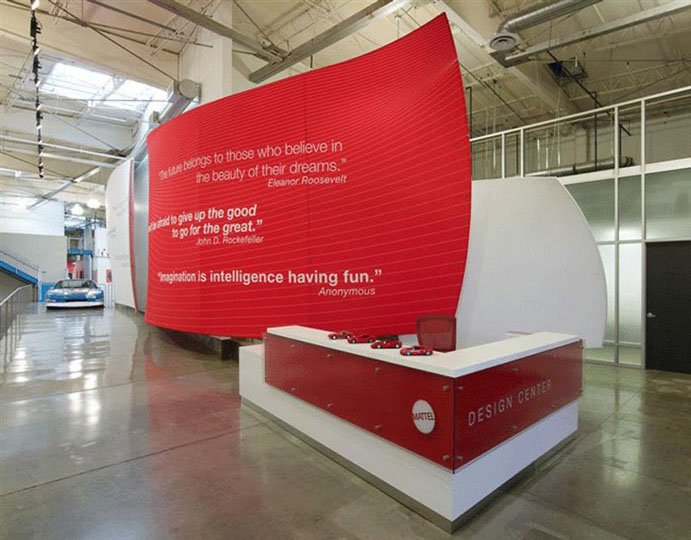 Fabric structures, custom, office, Client: Rottet Studio
