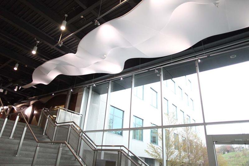 Fabric structure, custom, architecture, public spaces