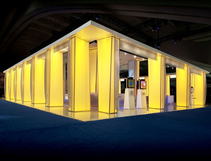Ready Made Pillars : Fabric structures ready made projects best