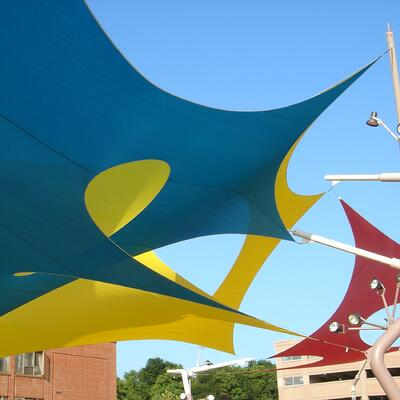 Auburn Festival Plaza 1 square