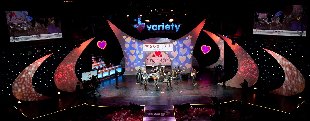 Show of Hearts Telethon 2017 3