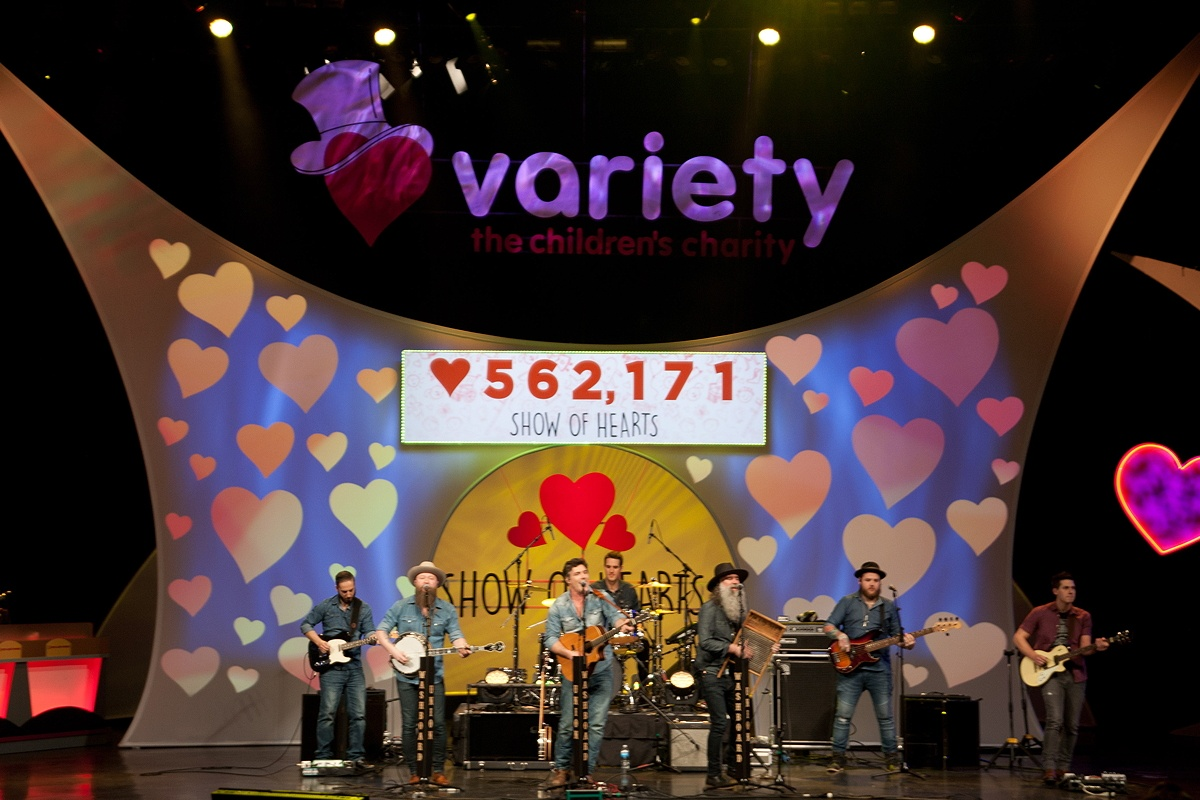 Show of Hearts Telethon 2017 2