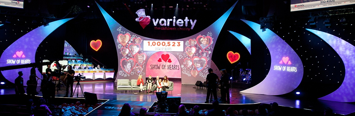 Show of Hearts Telethon 2017 1