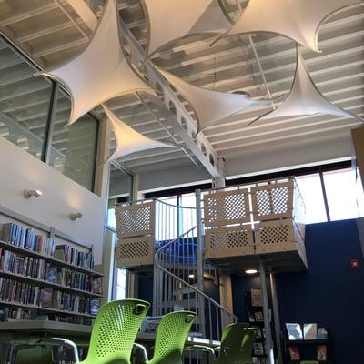 Bath Library Teen Room