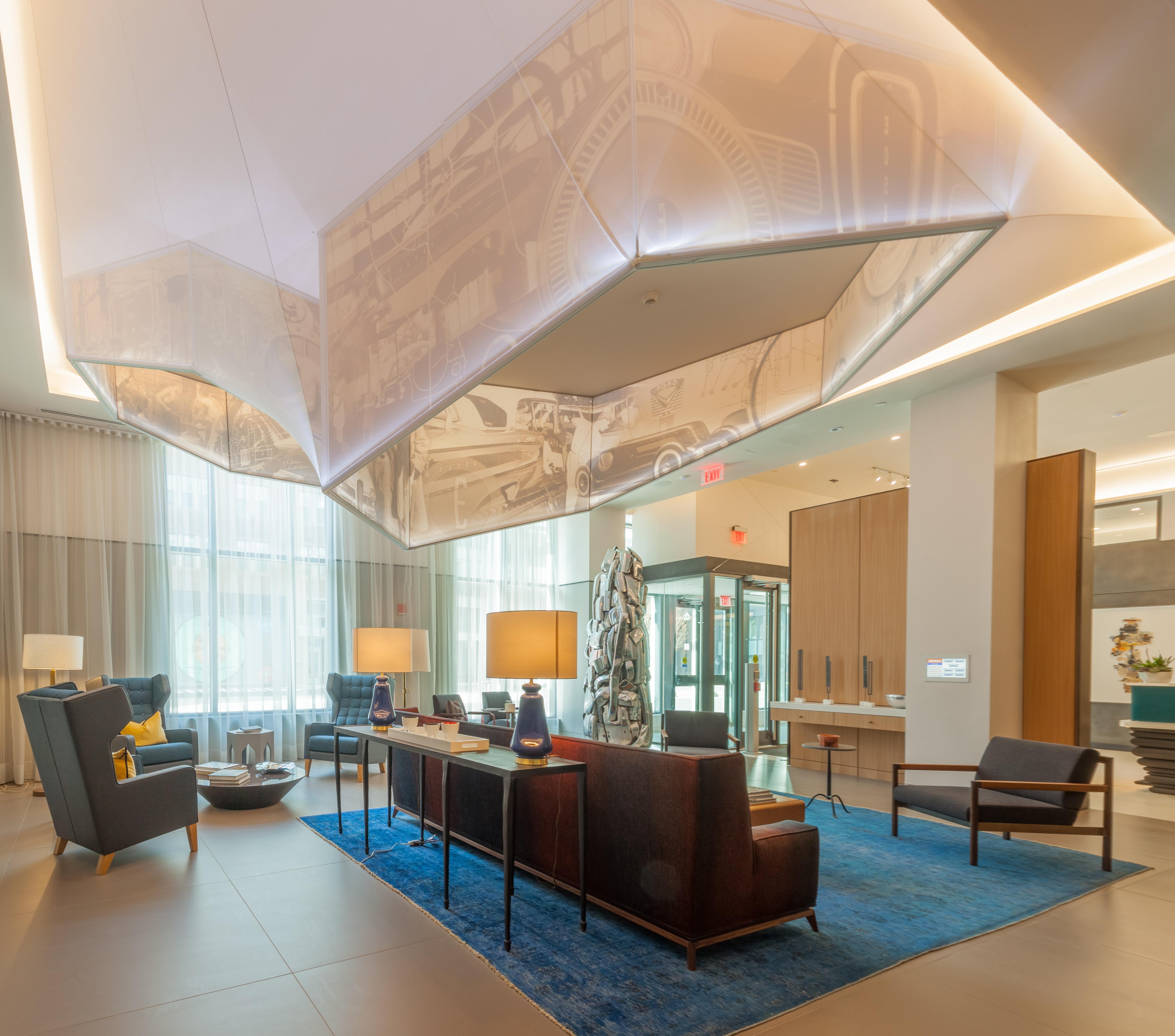 Montaje Lobby - Planeta Design