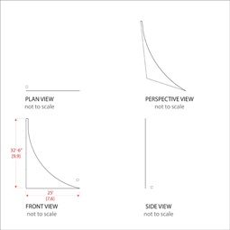 4 View Dimensions